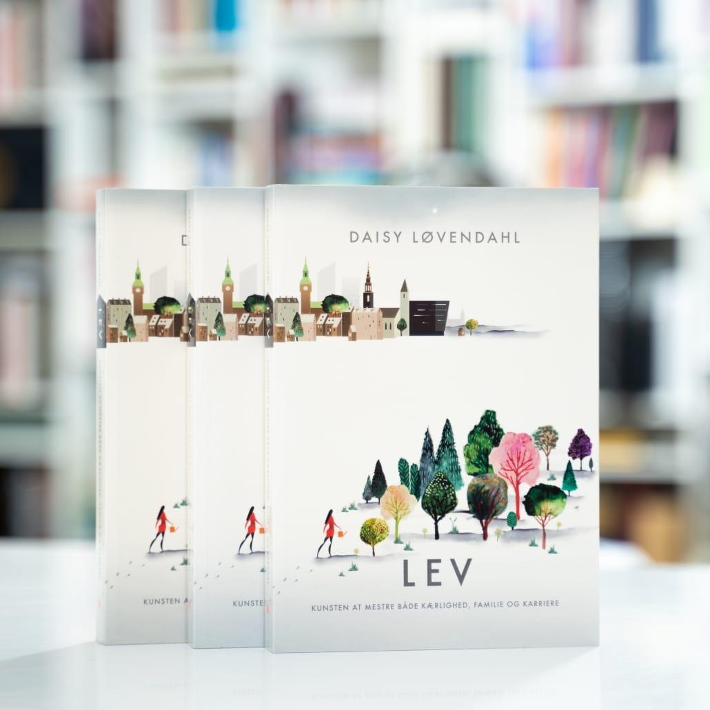 LEV af Daisy Løvendahl