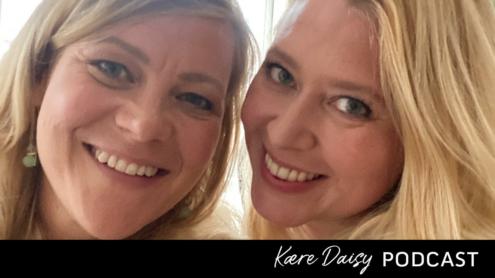 Daisy Løvendahl og Lykke Rix
